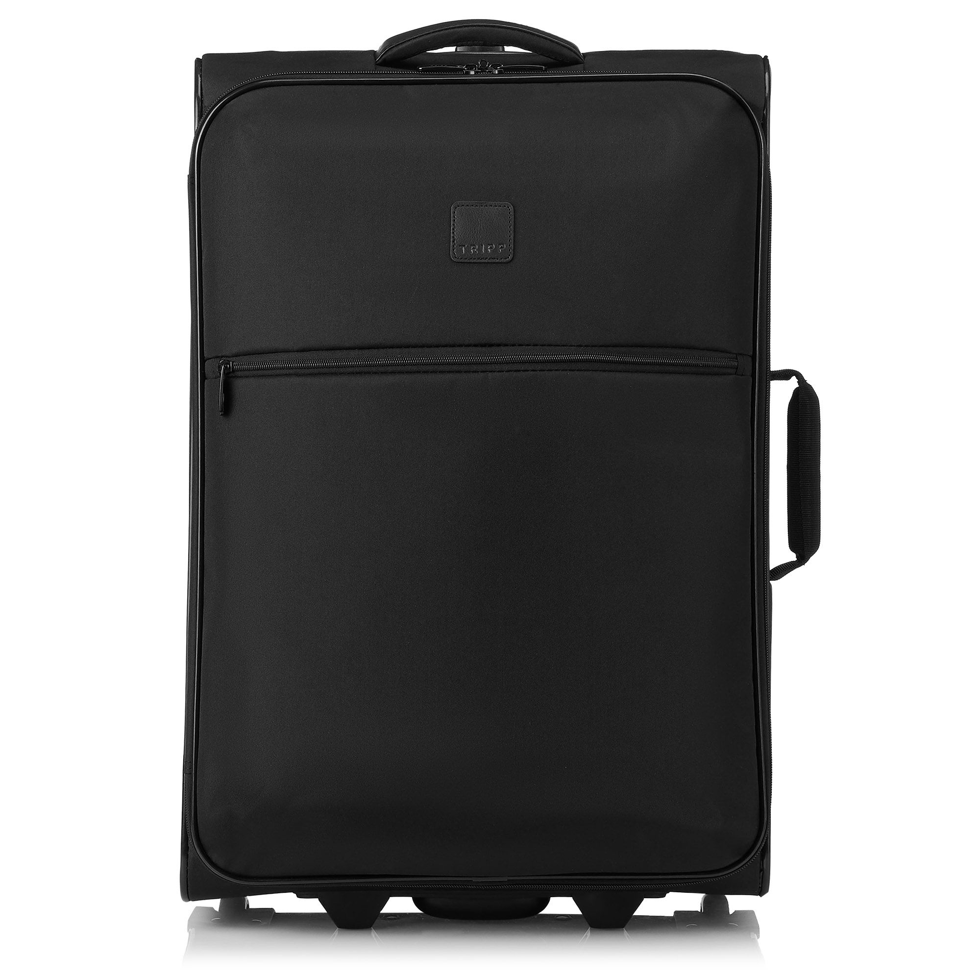 cfd70c39d Tripp Black Ultra Lite 2 Wheel Large Suitcase Soft - Year of Clean Water