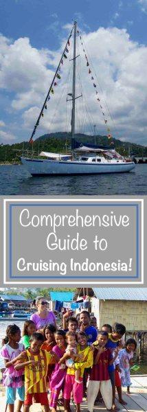 Cruising Sailing Indonesia