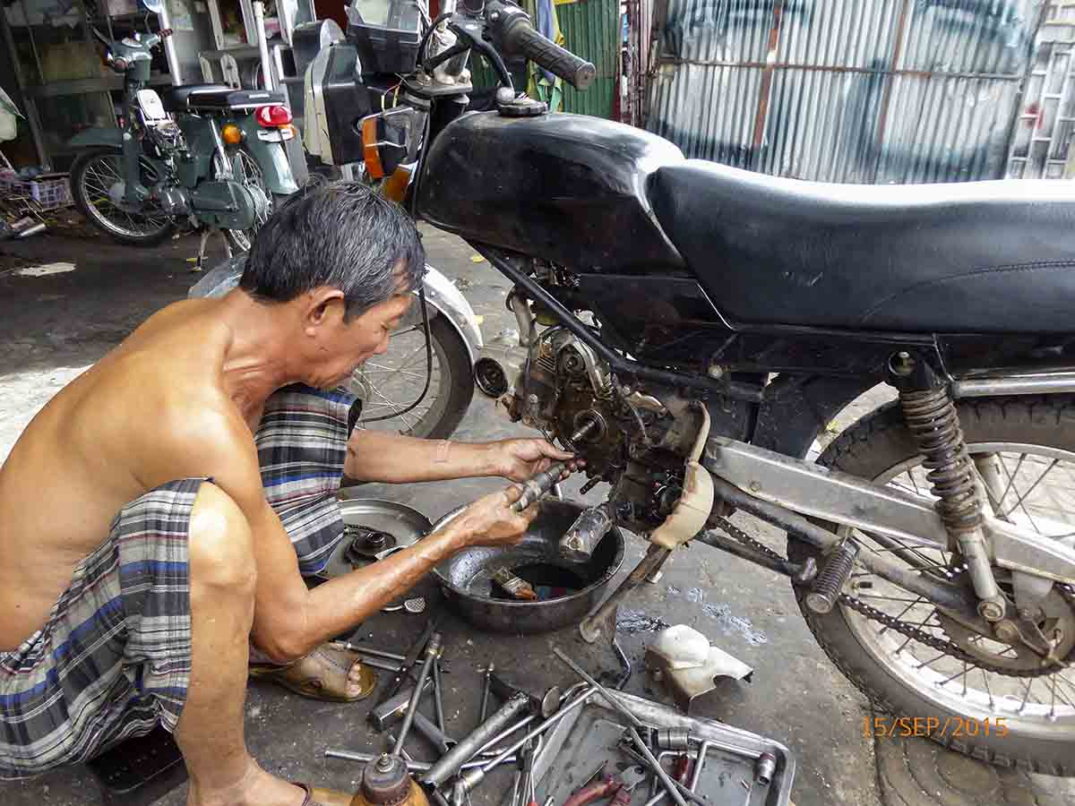 Exploring Cambodia on a Motorbike – Part Two