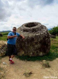 plain of Jars, Laos_huge stone jars