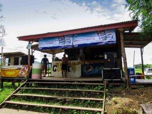 Bar on the Nam Song, Vang Vieng, Laos