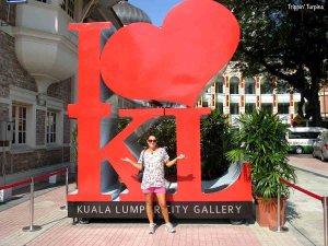 I love KL, Malaysia