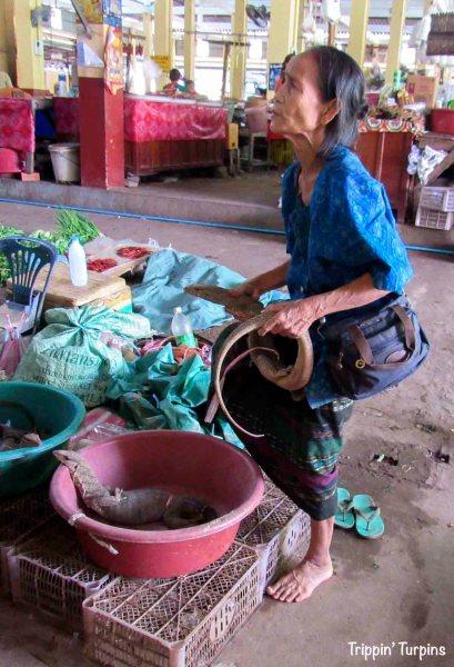 Markets - Bolaven Plateau, Laos