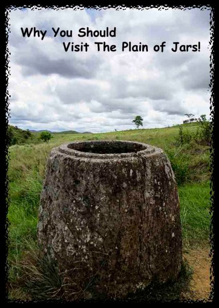 Laos' Plain of Jars