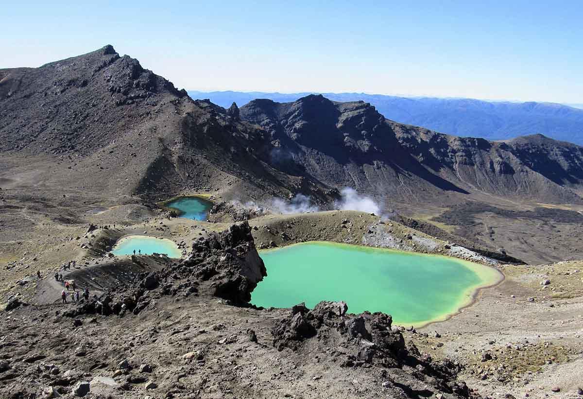Tongariro Northern Circuit – A New Zealand Great Walk!