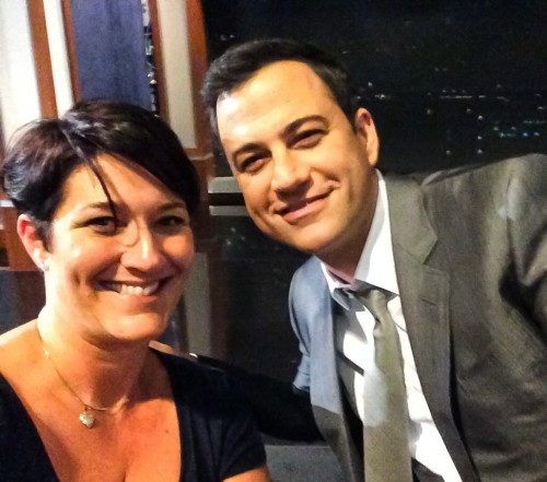Jimmy Kimmel and Trippin with Tara