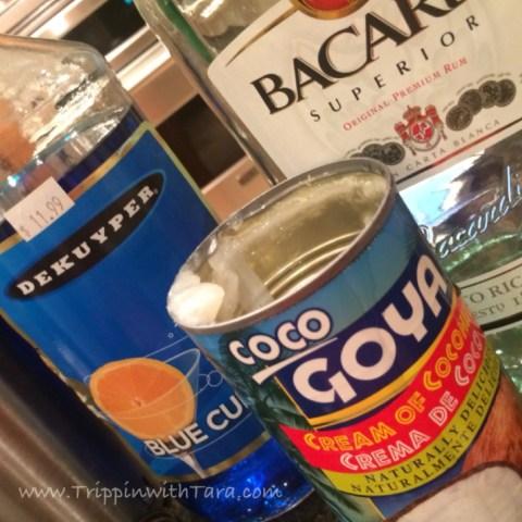 Jack Frost Ingredients