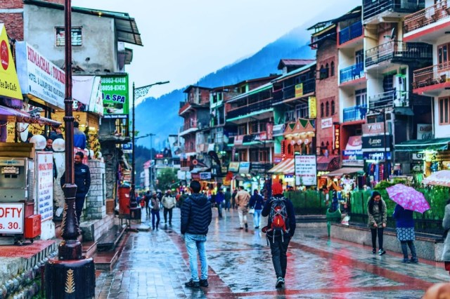 Best Hill Station in India Manali