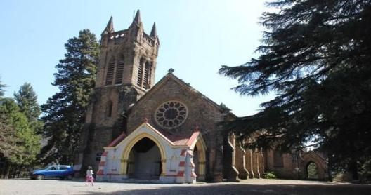 St. John in the Wilderness Church - Nainital
