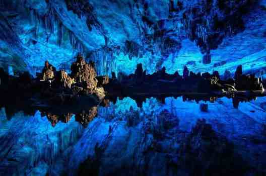 Reed Flute Cave Lake