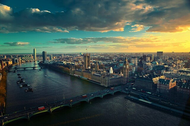 Tourist Places in London