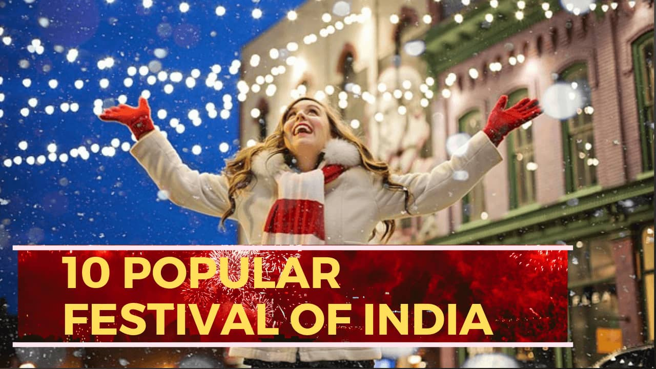 Christmas Festival In India.Top 12 Most Popular Religious Festivals Of India Trip Plans In