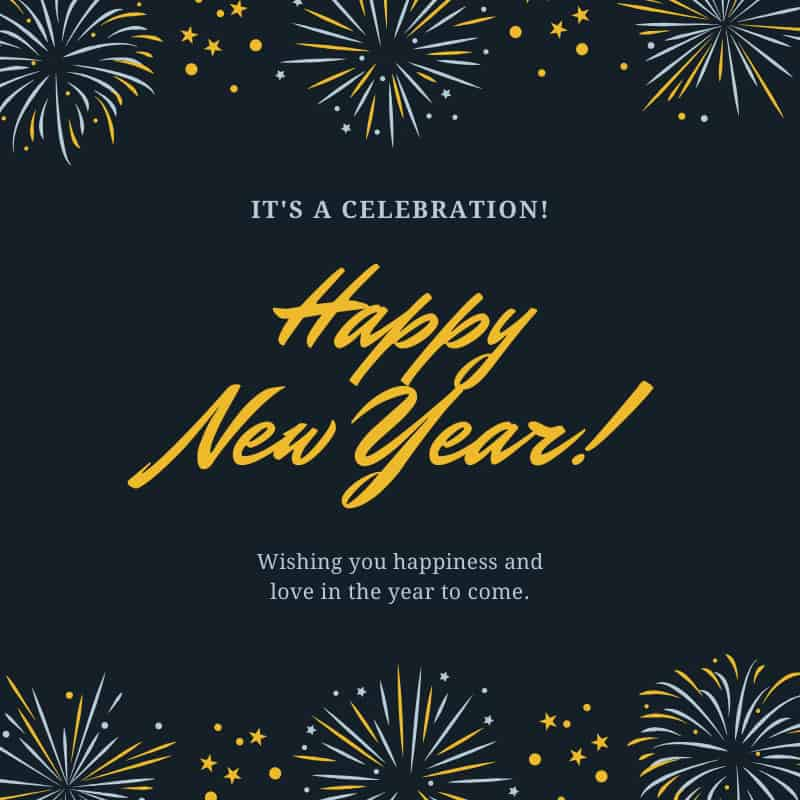 happy new year wishes quotes 【happy new year】