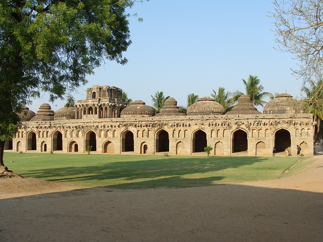Travel India on a Low Budget - Elephant Stables