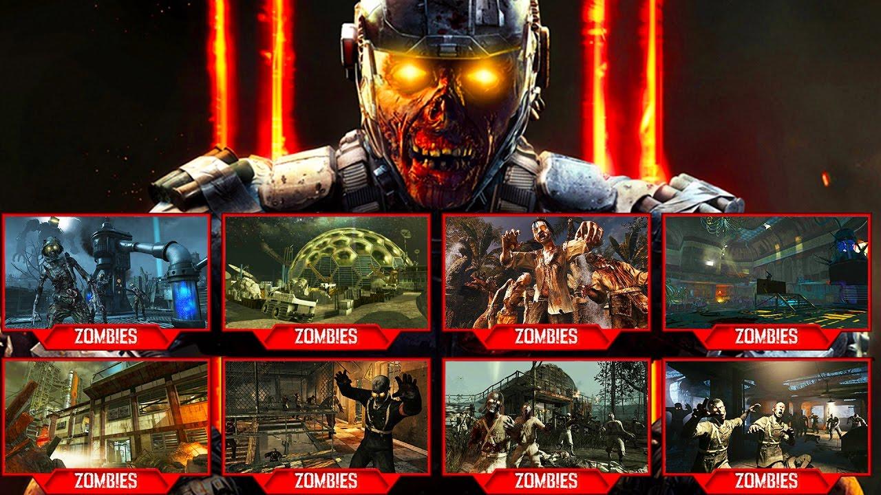 Black Ops 3 DLC 5 Zombie Chronicals Erscheint Diesen Monat