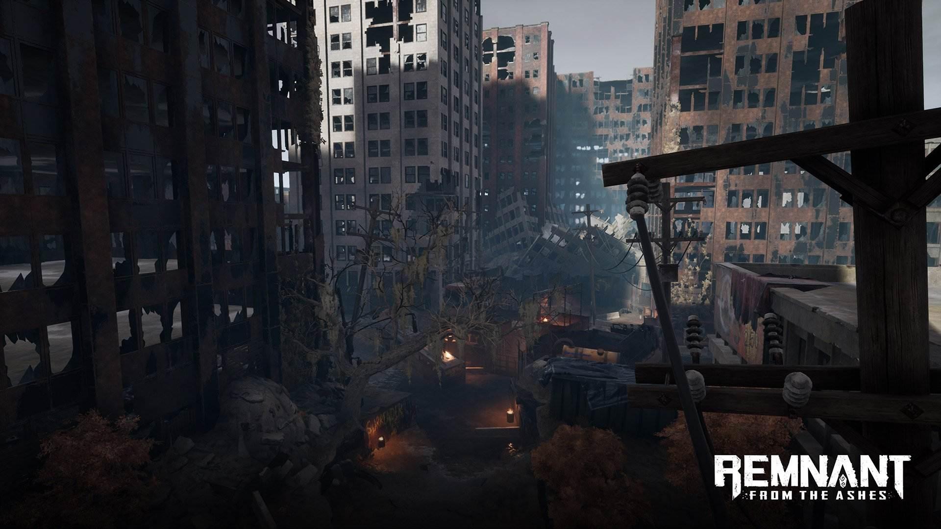 Remnant From the Ashes: Neuer Trailer zum Koop-Horror-Survival der Darksiders Entwickler   Trippy Leaks