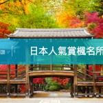 【日本賞楓】連續兩年榜上超人氣賞楓名所,別說你沒去過!(上)