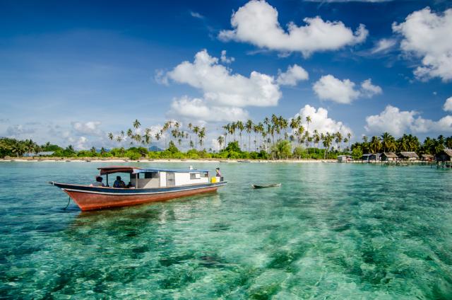 海島旅行:馬來西亞沙巴