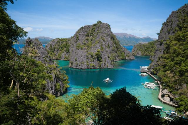科隆島必去:凱央根湖 Kayangan Lake