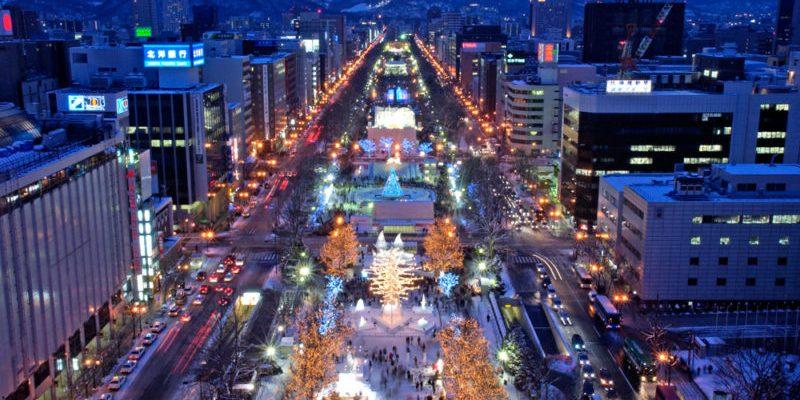 日本旅遊新景點!新三大夜景都市,想看日本夜景來這就對啦~