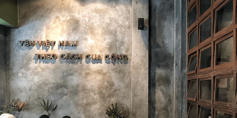 【越南美食】越共咖啡 cộng cafe!到越南必吃的椰奶冰沙咖啡