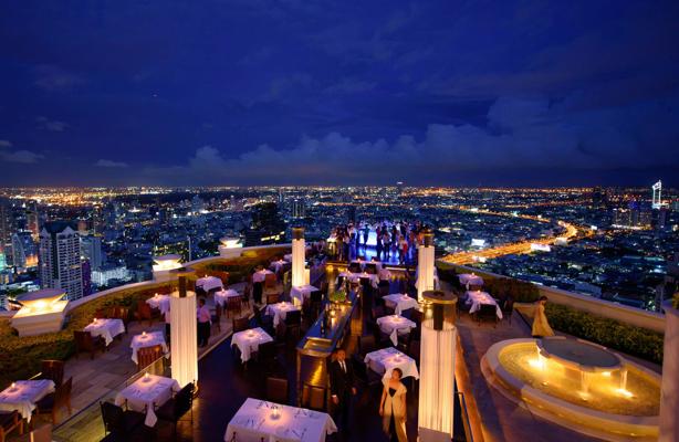 曼谷酒吧TOP8|高空酒吧、無邊際泳池!泰國夜生活帶你重回40年代夜上海