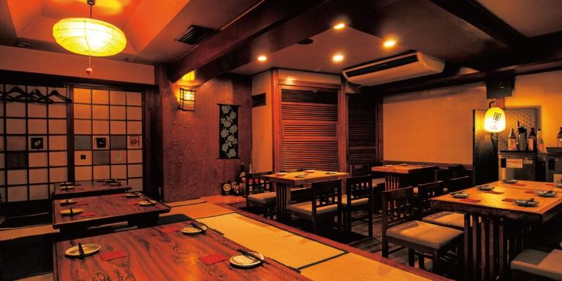 日本東京美食|生魚片,一夜干好味道!澀谷代代木在地饕客私藏的居酒屋