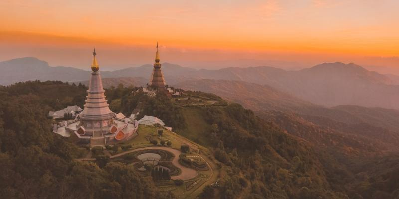 2019/11最新泰國簽證資訊|落地簽證免費又延長啦!觀光簽需財力證明?