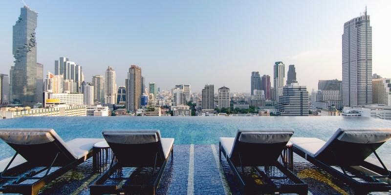 泰國住宿推薦|曼谷4間超高CP值的五星級酒店 一晚只要2000台幣即可享受無邊際泳池?!