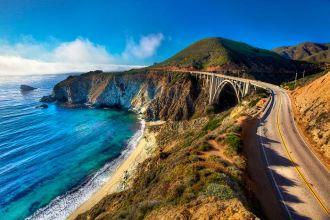 California State Route 1, USA