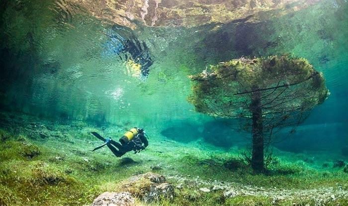 Gruner See, Austria