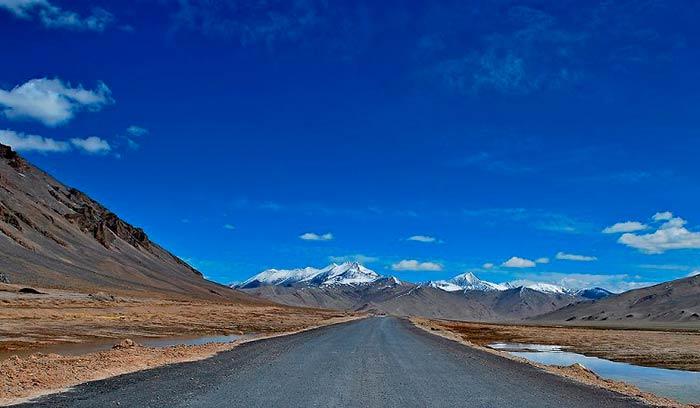Leh Manali Route, India