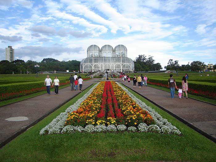 Monteiro Garden, Brazil