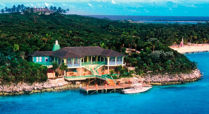 David Copperfield's Musha Cay