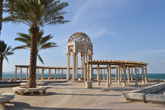 Getting Lost In The Opulence of Kuwait
