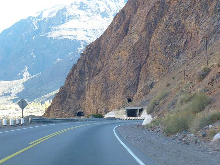 Trans Andean Highway, Chile/Argentina