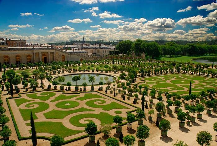 Versailles Garden, France