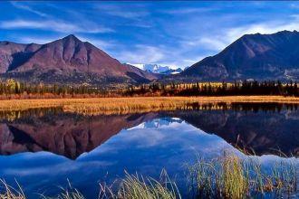 Wrangell-Kluane Wilderness, Alaska