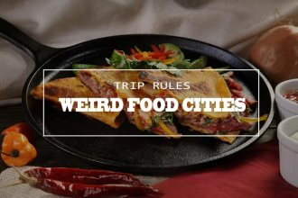 Top Places to Visit In The World for Extreme Eating