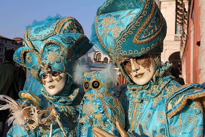 Carnival of Venice in Venice, Italy