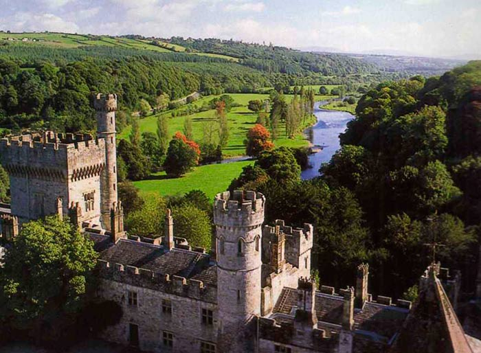 Castle Lismore, Ireland