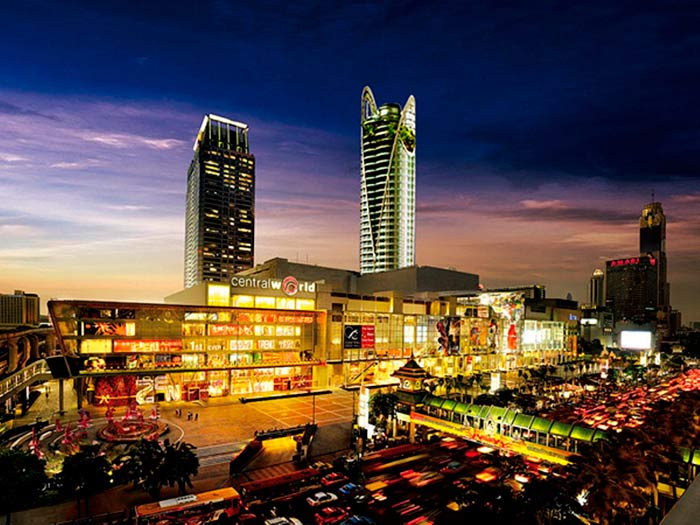 Central World, Bangkok, Thailand