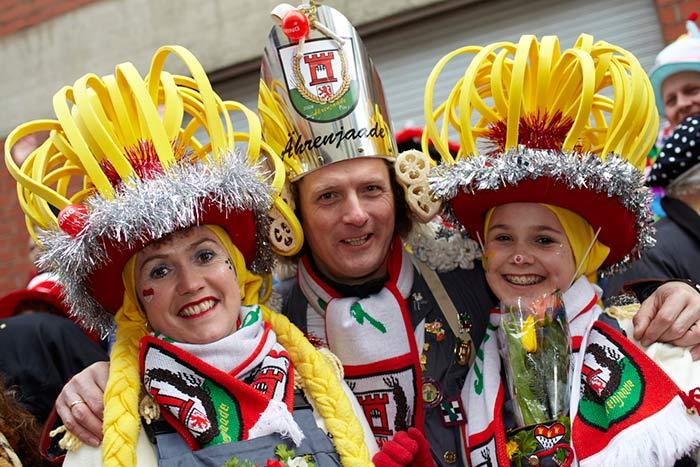 Cologne Carnival in Cologne, Germany