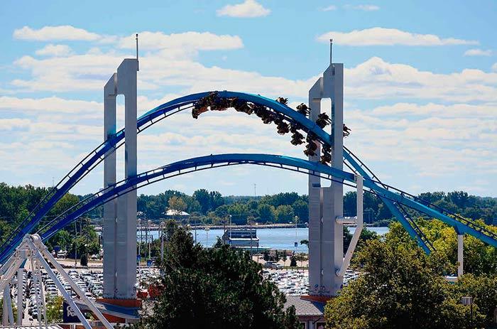 GateKeeper, Cedar Point, Ohio