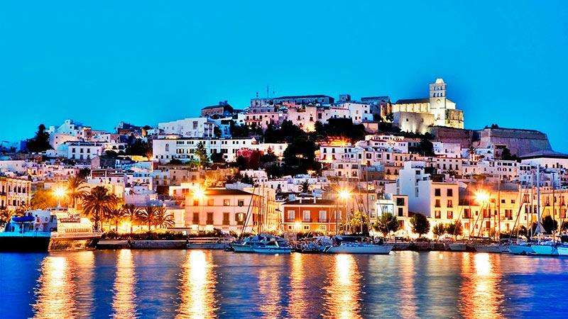 Ibiza-Port