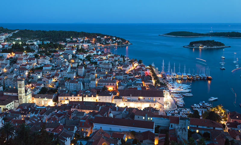 The Island of Hvar Croatia
