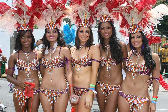 Jamaica Carnival in Kingston, Jamaica