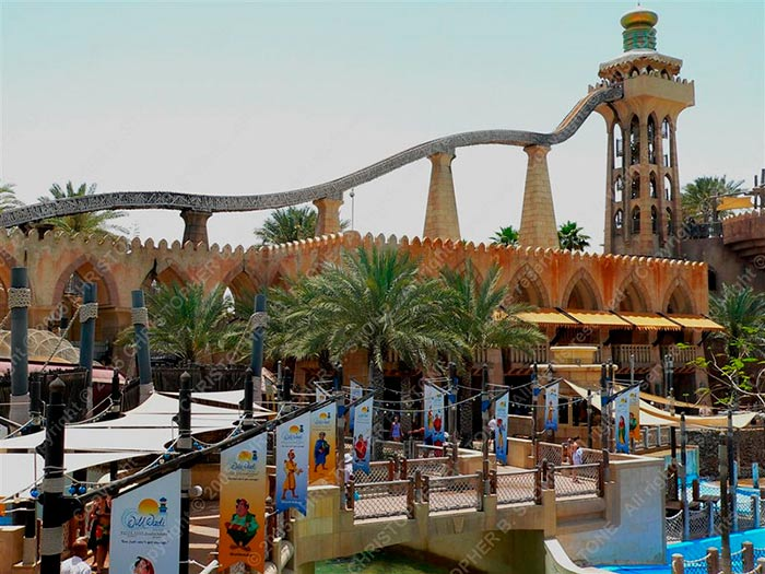 Jumeirah Sceirah, Dubai UAE