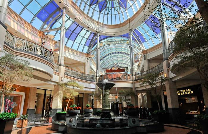 King of Prussia Mall, Pennsylvania, USA