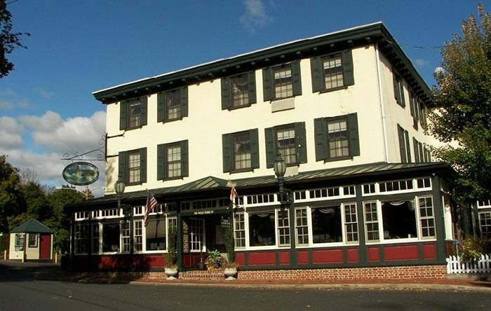 Logan Inn in New Hope, Pennsylvania, USA